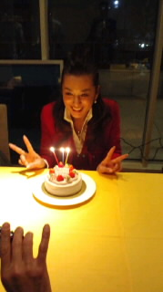My birthday〜(^∀^)ノ☆