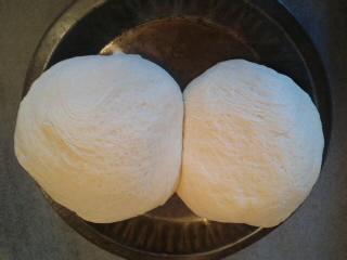 手作りpizza〜(^_^)b