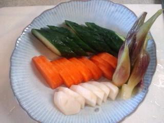 野菜のヨーグルト?!