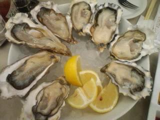 Oyster bar〜(^_^)v