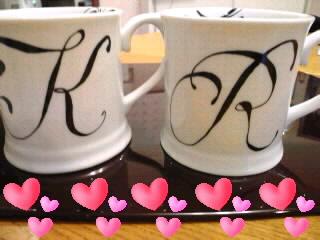 coffee cup(^-^)